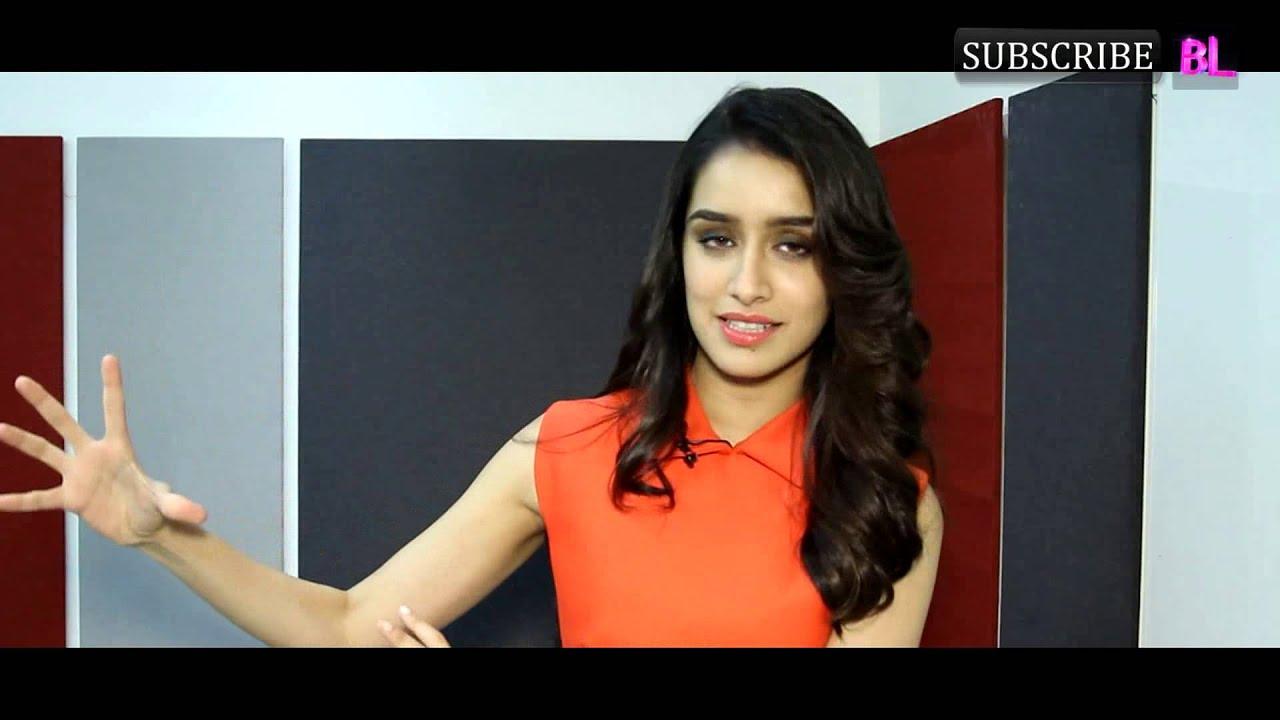 Shraddha Kapoor On ABCD 2 Sun Saathiya