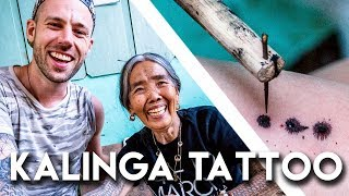 WHANG OD Tattoo... GONE WILD? 😮Kalinga Tattoo Philippines travel vlog 2018
