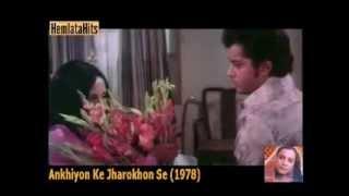 Hemlata - Ankhiyon Ke Jharokhon Se (Sad) Part 2