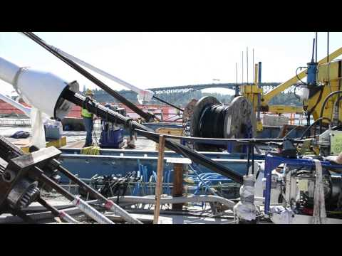 BridgeView, Episode 16: How permanent cables are installed on the bridge