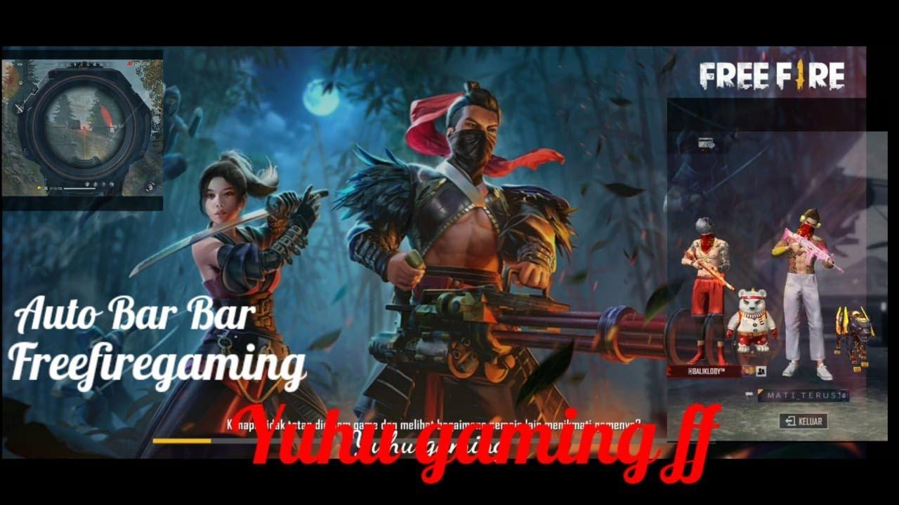 Langsung Auto bar bar !!Booyah,free fire gaming