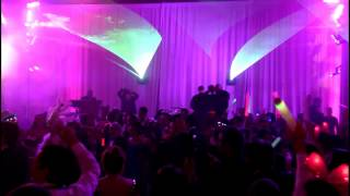 Power Parties Wedding visual with Jackie Ohh at Mandarin Oriental