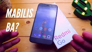 Redmi Go Unboxing and Review - Eto na ba second phone mo?