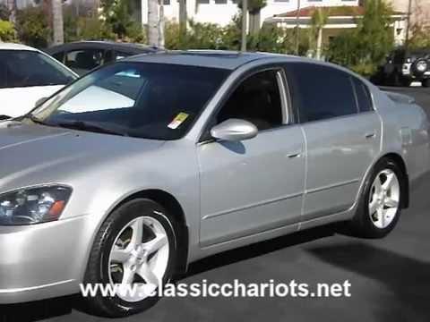 2006 Used Nissan Altima 3 5 Se W Nav Vista Ca 9453 Clic