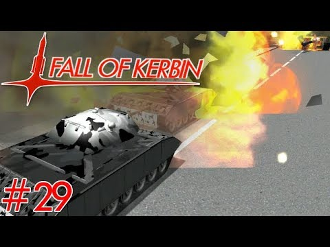 KSP Fall Of Kerbin #29 : Once More Unto The Breach!