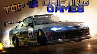 TOP 10 BEST DRIFTING GAMES FOR ANDROID & IOS. Games that will make you feel like Han