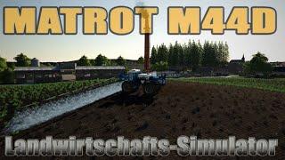 "[""Farming"", ""Simulator"", ""LS19"", ""Modvorstellung"", ""Landwirtschafts-Simulator"", ""Fs19"", ""Fs17"", ""Ls17"", ""Ls19 Mods"", ""Ls17 Mods"", ""Ls19 Maps"", ""Ls17 Maps"", ""Euro Truck Simulator 2"", ""ETS2"", ""MATROT M44D V0.5 Ls19 Mods"", ""MATROT M44D"", ""MATROT"", ""M44D"", ""M"
