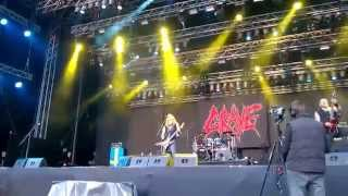 Grave - Morbid Way To Die @ Metaldays 2014
