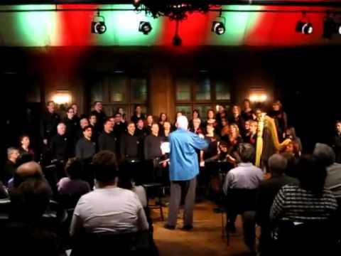 The Lyric Theater Singers   Tudor Hall 2010 Holiday Show