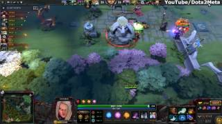 Miracle Insane Invoker Dota 2 With Blink Dagger And Refresher Orb Top MMR Pro Gameplay