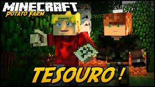 PISTA DO TESOURO! POTATO FARM #7 (Feat JVNQ)