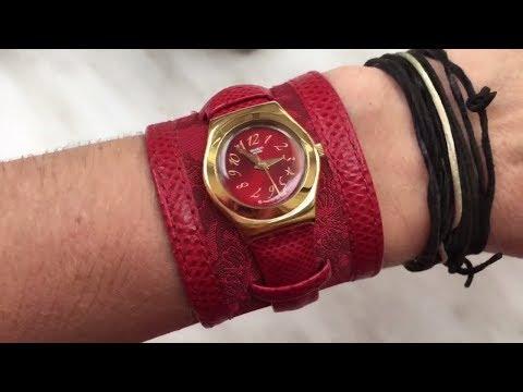 🕓 Моя коллекция часов SWATCH/Свотч. Великолепное сочетание оригинального дизайна, цены и качества