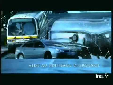 2001 France Citroën C5 San Francisco USA commercial / publicite