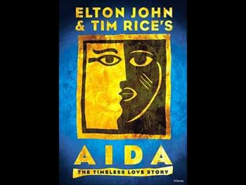 I know the truth -Aida (original cast recording)