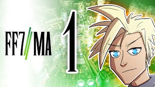 Final Fantasy VII: Machinabridged (FF7:MA) - Ep. 1 - TeamFourStar