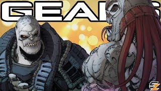 Gears of War Lore - RAAM & Skorge visit surface & humanity before Emergence Day!