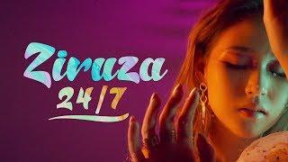 Смотреть клип Ziruza - 24/7