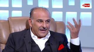 فحص شامل - النجم السوري جمال سليمان...كل الشباب الذي يقف ضد النظام