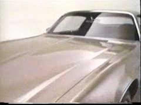 1971 pontiac firebird commercial