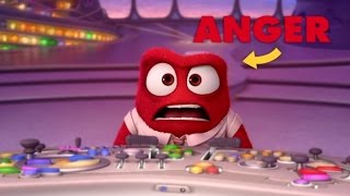 Inside Out - Meet Anger - Official Disney Pixar | HD