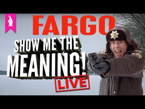 FARGO: Decoding Minnesota Niceness – Show Me the Meaning! Podcast LIVE