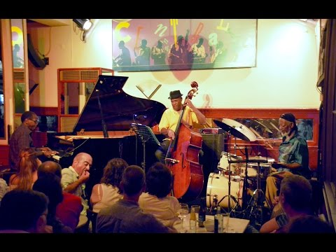 GEORGE CABLES TRIO-Café Central-Madrid 2016