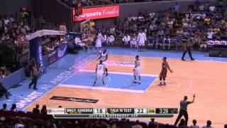 Orlando Johnson's Monster Dunks | PBA Governor's Cup 2015
