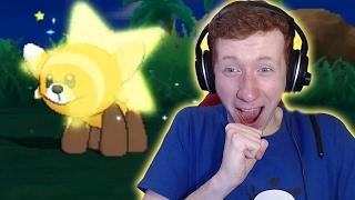 THE GOLDEN BEAR! - SHINY STUFFUL REACTION - Pokemon Sun and Moon Shiny #10!