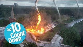 Top 10 Intense Movie Storms