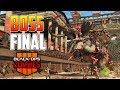 BLACK OPS 4 ZOMBIES IX - BOSS FINAL EN SOLO!
