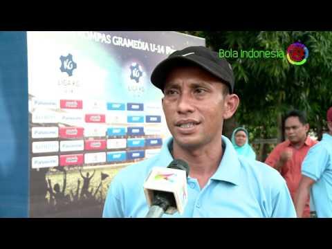 Highlight Liga KG U-14 Panasonic 2015/2016 Pekan ke-25 Bagian ke-1