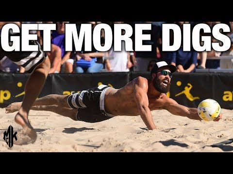 Beach Volleyball DEFENSE Explained!!!