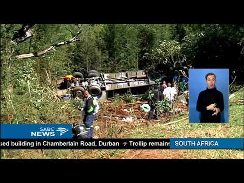 Bus accident claims 13 lives near Ngcobo, EC
