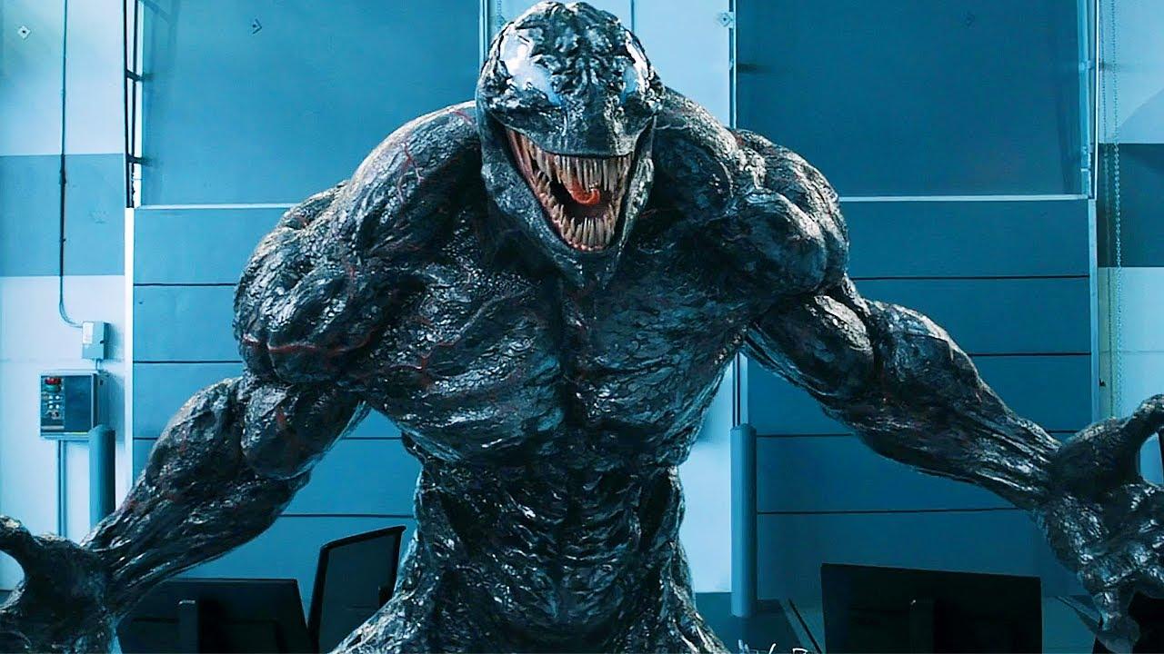 Download Venom vs. Riot - Final Battle Scene - Venom (2018) Movie CLIP HD