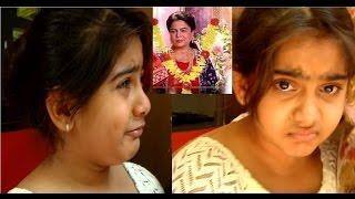 Reema Lagoo dead: Namkaran little Avni cries and getting Emotional