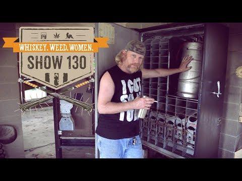 (#130) Beer Vending machine Kegerator Whiskey. Weed. Women. with Steve Jessup