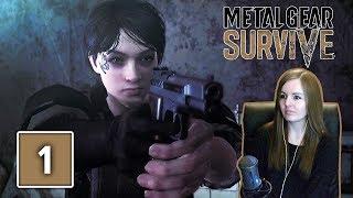 IT'S ACTUALLY GOOD?   Metal Gear Survive Gameplay Walkthrough Part 1