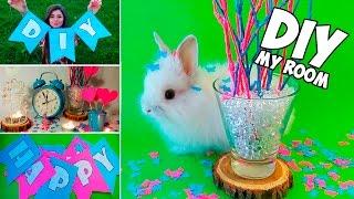 видео Как украсить комнату на день рождения своими руками
