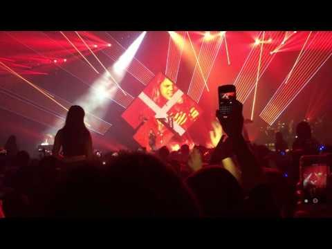 Kygo Firestone ft. Conrad Live San Francisco