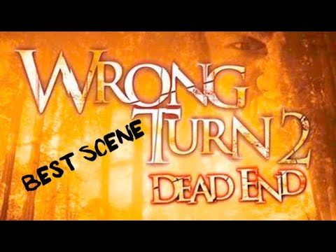 Wrong Turn 2 Best Scene