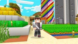 OPROWADZAM WAS po WOJANOWICACH w Minecraft!