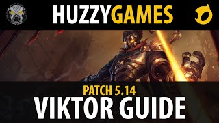 Viktor Guide - Patch 5.14