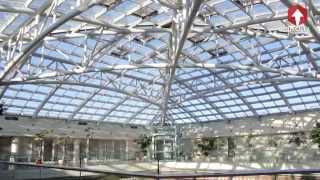 Окраска высотных металлоконструкций в Хлебном доме (Царицино) | ООО «Высота»(, 2015-04-07T07:02:55.000Z)