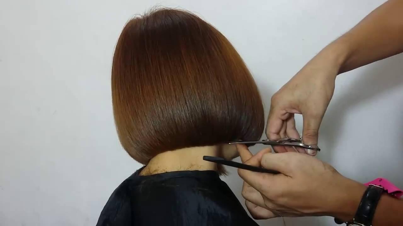 Hướng dẫn cắt tóc vich( phần cuối)