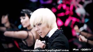 [M/V] G-Dragon - Heartbreaker (English Version) [HD]