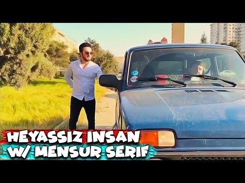 Heyassız İnsan w/ Mensur Şerif - Resul Abbasov vine 2018