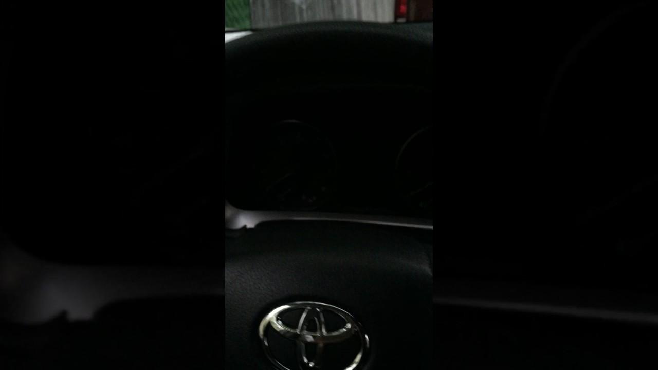 2017 Toyota Rav4 Remote Start