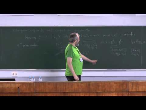 [КТИ-2016]: Kolmogorov complexity and compression arguments