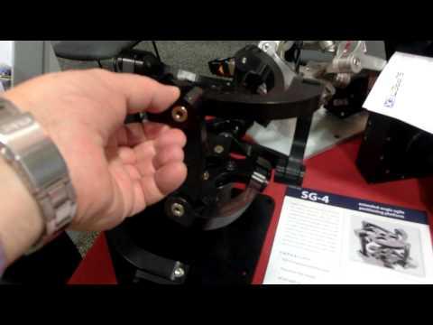Laser Beam Tracker for optical communication