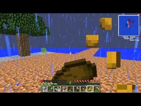 """Minecraft Ocean Survival Episode 5 """"I Do Work!"""""""